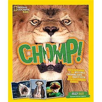 Chomp! -Heftige Fakten über die KAUKRAFT - CRUSHING Kiefer- und macht