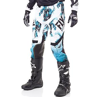 Fly Racing Paradise Teal-Black 2019 Lite Hydrogen MX Pant