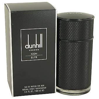 Dunhill Icon Elite by Alfred Dunhill Eau De Parfum Spray 3.4 oz / 100 ml (Men)