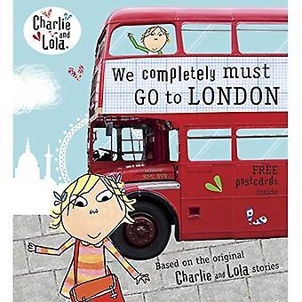 Samu ja Salla: täysin on mentävä Lontooseen