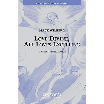 Amour divin, tous les amours exceller: chant, piano