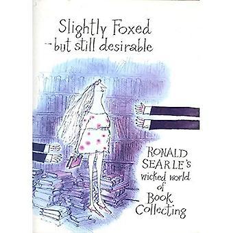 Foxed légèrement - mais toujours souhaitable: méchant monde de livre collecte de Ronald Searle