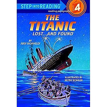 Titanic achados e perdidos (passo-a-leitura)