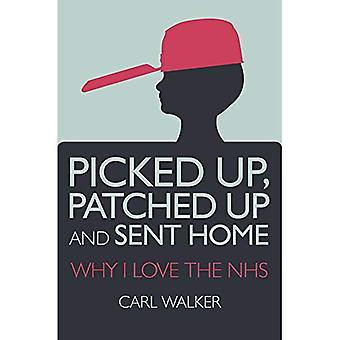 Picked Up, Patched Up and Sent Home: Why I Love the NHS