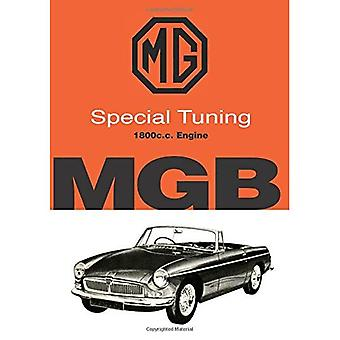 MG MGB 1800 Tuning: Owners' Handbook