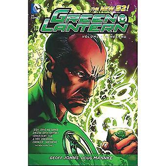 Green Lantern Volume 1: Sinestro TP