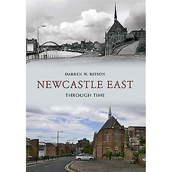 Newcastle-Osten durch die Zeit