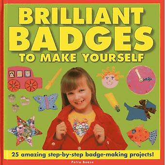 Brilliant Badges to Make Yourself