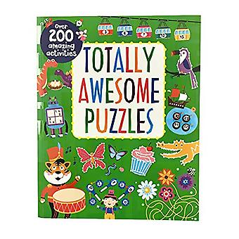 Totally Awesome Puzzles: Over 200 Amazing Activities