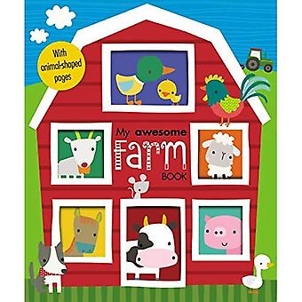 My Awesome Farm [Board Book]