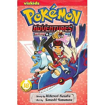 Pokemon Adventures, Vol. 18