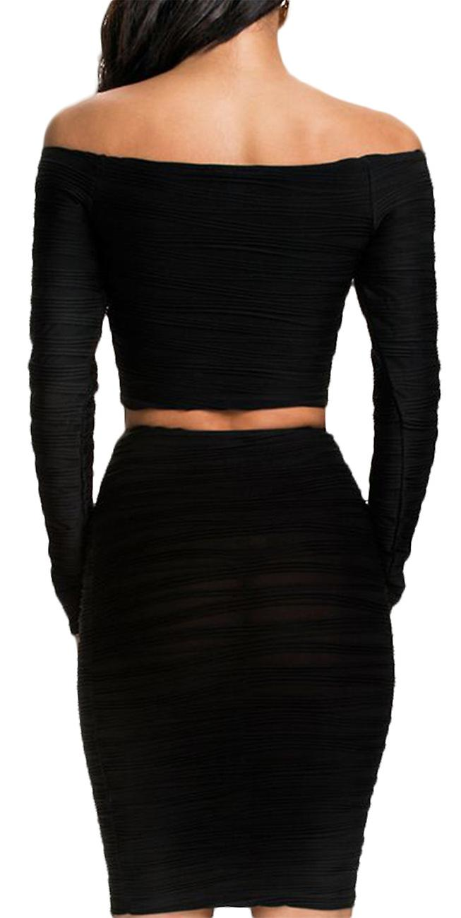 Waooh - Set of top clothing with long sleeves and skirt Medo