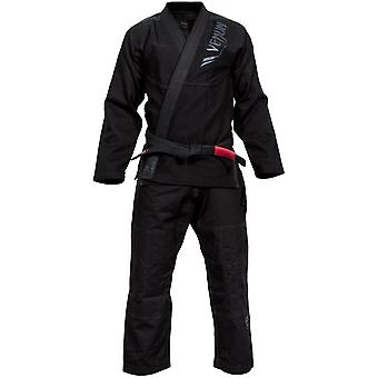 Venum Mens Elite BJJ Gi - Black