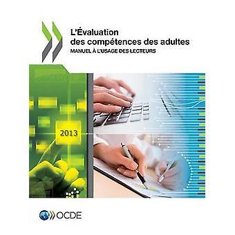 LEvaluation Des kompetencer Des Adultes Manuel A LUsage Des domslæsere af Oecd