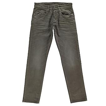 G Star Mens 3301 Tapered Slim Jeans Straight Pants Trousers Bottoms Lightweight