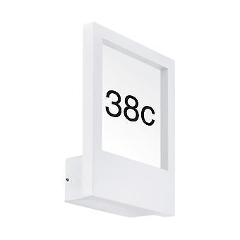 Eglo Monteros Haus Nummernlicht in Weiß