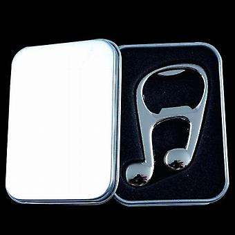 Tiger Musical Notes Bottle Opener