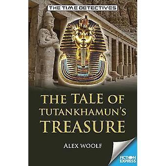 The Tale of Tutankhamun's Treasure - 9781783226016 Book