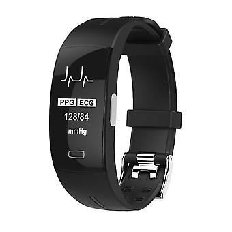 P3 activiteit armband met PPG en ECG-zwart
