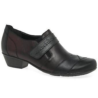 Remonte Creom Womens High Cut Court Shoes