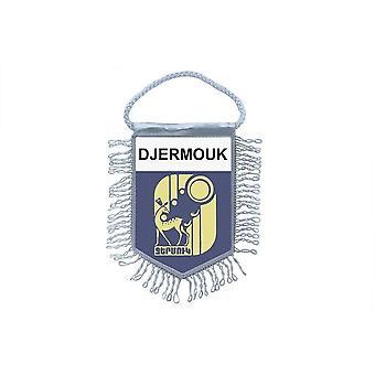 Fanion Mini Drapeau Pays Voiture Decoration Souvenir Blason Djermouk Armenie