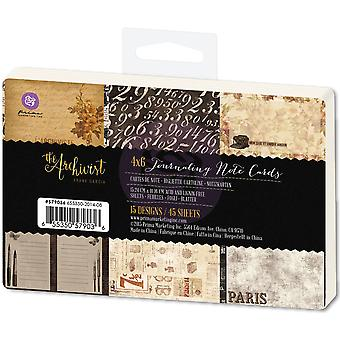 The Archivist Journaling Notecards Pad 4