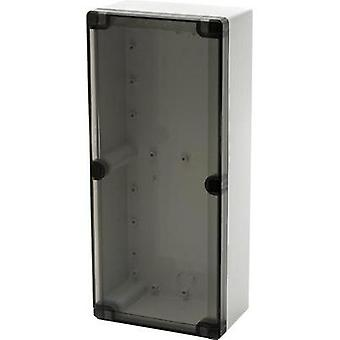 Wall-mount enclosure, Build-in casing 360 x 200 x 151 Polycarbonate (PC) Light grey (RAL 7035) Fibox EURONORD 3 PCQ3 20