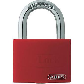 ABUS ABVS50011 Padlock Red