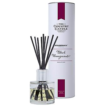 Wonderwick Blanc Reed Diffuser - Black Pomegranate
