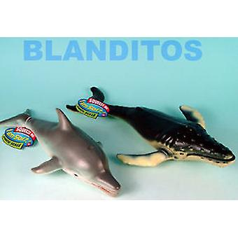 Import Bag Whale Delfin softies