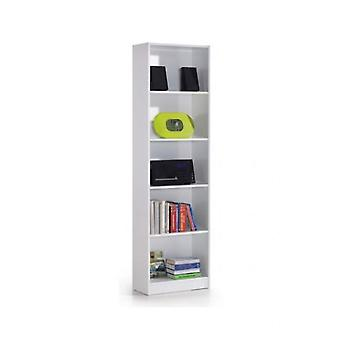 Bricohabitat I-Joy Shelf Gloss White 52x180x25 cm