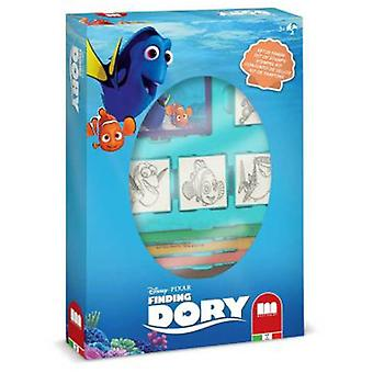 Multiprint Box 4 Stamps Finding Dory