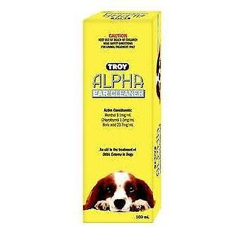Troy Alpha Ear Cleaner 100ml