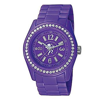 EDC by ESPRIT watch wrist watch ladies Discoglam crazy purple EE900172005