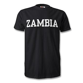 Zambia Country T-Shirt