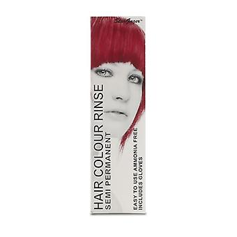 Stargazer Semi-Permanent Hair Colour Dye ROUGE