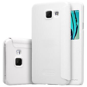 Nillkin window smart cover white Samsung Galaxy A3 2016 A310F