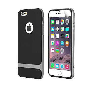 Rock Design bullet proof case cover for Apple iPhone 6 Plus (5.5 inch) - Grey