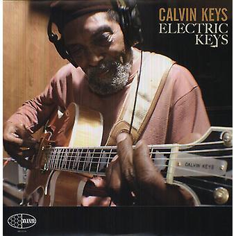 Calvin nøgler - elektriske nøgler [Vinyl] USA importerer