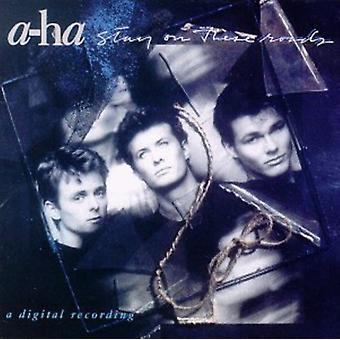 A-Ha - Stay on These Roads [CD] USA import