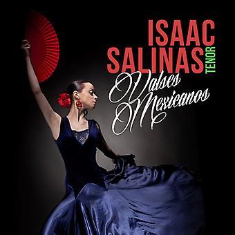 Isaac Salinas - Valses Mexicanos [CD] USA import