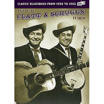 Flatt & Scruggs TV Show: Vol. 7-Best of Flatt & Sc [DVD] USA importieren