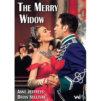 Merry Widow (Lehar) [DVD] USA import