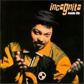 Incognito - inde liv [CD] USA import