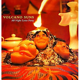 Volcano Suns - All-Night Lotus Party [CD] USA import