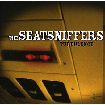 Seatsniffers - turbulens [CD] USA importerer