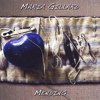 Maria Gillard - ausbessern [CD] USA import