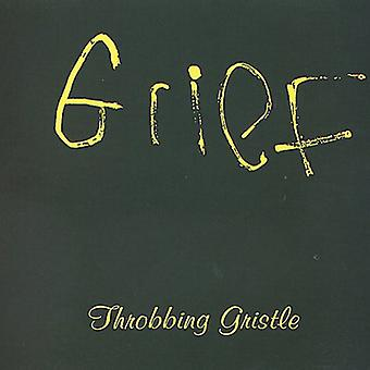 Throbbing Gristle - Grief [CD] USA import