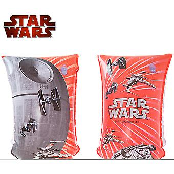 Intex Star Wars Manguitos-Brazaletes (Outdoor , Pool And Water Games , Cuffs And Floats)