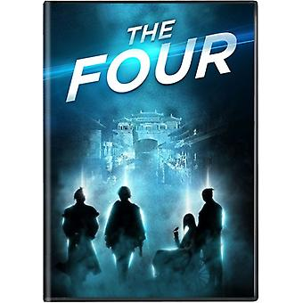 Four [DVD] USA import